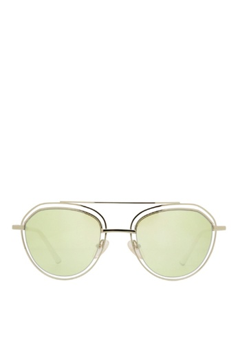 Carin green and multi and silver Edie C3 Sunglasses 79247GL9292FB0GS_1