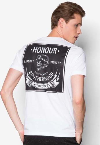 圖文設計T 恤, 服飾, 印圖Tesprit taiwan恤