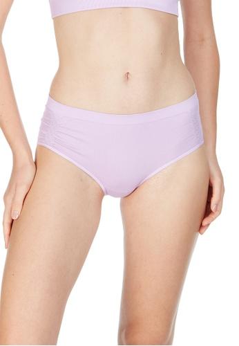 6IXTY8IGHT purple SAMMI SOLID, Circular Knit Hiphugger Panty PT09913 4F5BAUSAB53AA9GS_1