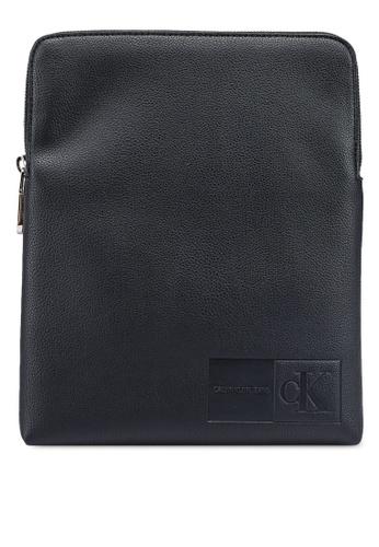 Calvin Klein black N/S Flatpack - Calvin Klein Jeans Accessories F4930AC67D5DCEGS_1