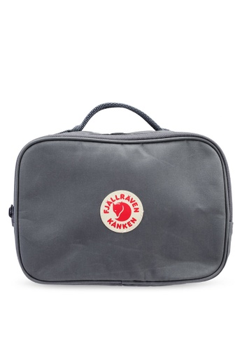 Fjallraven Kanken grey Kanken Toiletry Bag 57CC6ACF9EC847GS_1