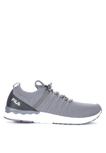 Fila grey Ascend Running Shoes B6650SHD58428FGS_1