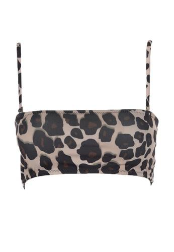 Trendyol multi Leopard Print Bikini Top 42C4CUSA03A7C5GS_1