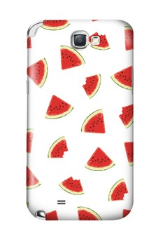 Watermelon Slice Glossy Hard Case for Samsung Galaxy Note 2