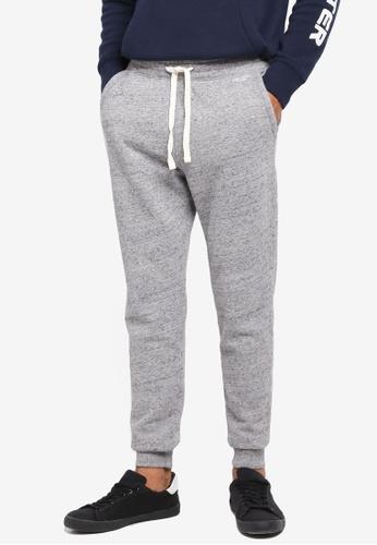 Hollister 灰色 Skinny Icon Sweatpants 47677AAC960747GS_1