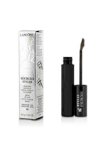 Lancome LANCOME - 3D立體持色眉彩膏 Sourcils Styler - # 02 Chatain 6.5g/0.22oz 126DBBEC0BC6CFGS_1