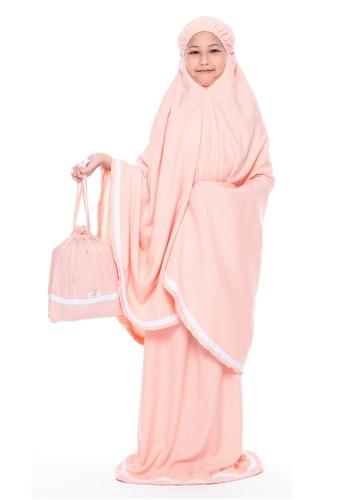 QUTN Telekung Rania in Candy Peach C2341KC2184BCCGS_1
