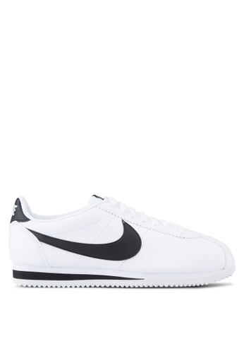 quality design 661ae 23271 Nike Classic Cortez Leather Shoes