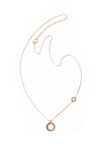 GOLDHEART gold GOLDHEART Necklace, Rose Gold 750 (WN0092057) C6C2CAC26383BBGS_1