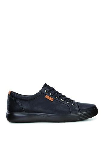 ECCO black Soft 7 M Black/Black Barentz 2074CSHD827FC8GS_1