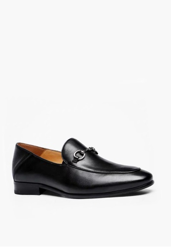 Twenty Eight Shoes Classic Leather Loafer 88901 B1367SH6AF734AGS_1