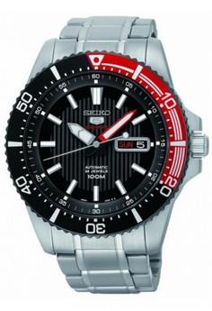 harga Seiko 5 Sport Jam Tangan Pria - silver - stainless steel - SRP557K1 Zalora.co.id