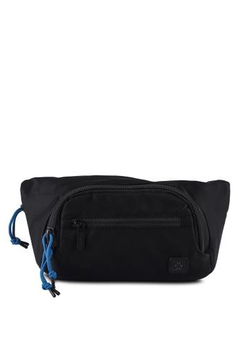 CRUMPLER black Stash Waist Bag C309CAC104E2B2GS_1