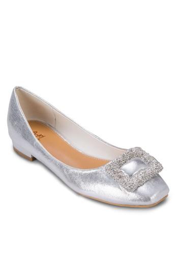 閃飾平底鞋, 女鞋, esprit 衣服鞋