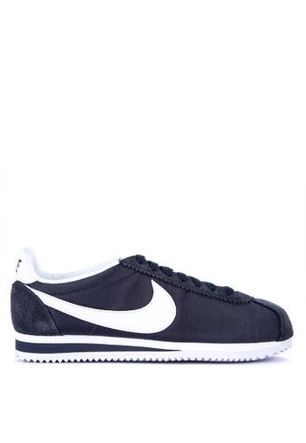 Nike navy Womens Nike Classic Cortez Nylon Shoes 355FDSH0F9BD89GS1