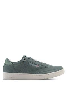 bd21d108a8750 Reebok green Reebok x Montana Cans Club C 85 Shoes BE512SH2E4170FGS 1
