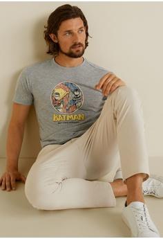 9e3f9e0b0 13% OFF MANGO Man Batman T-Shirt S$ 39.90 NOW S$ 34.90 Sizes S M L XL