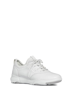 501cf3fb4bd Geox white Nebula S Sneaker 8D15BSHBD43554GS_1 30% OFF Geox Nebula S  Sneaker HK$ 1,799.00 NOW HK$ 1,260.00 Sizes 35 36 37 38 39
