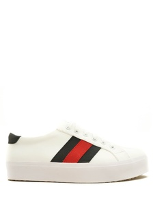 Cruise Men Sneaker White Black 185CFSH01AABB9GS 1 45b20e676d