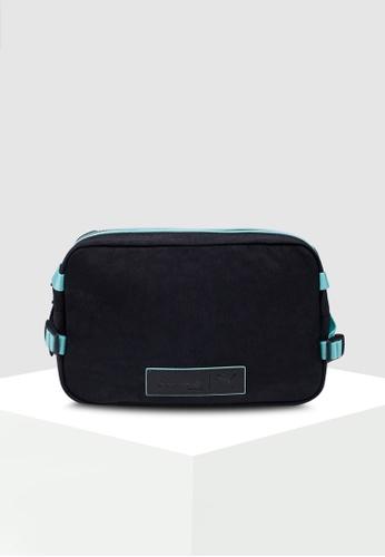 3f319c5aa18 Puma Select black and blue PUMA x DIAMOND SUPPLY Cross Body Bag  E7E34AC8DC6300GS_1