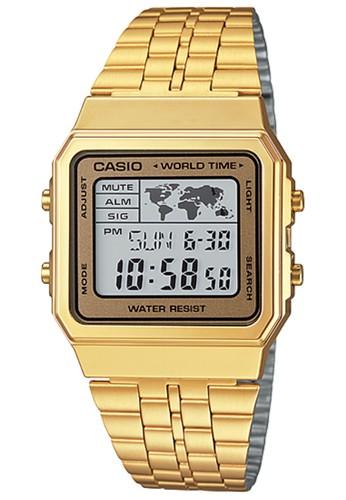 Casio gold Jam Tangan Casio A-500WGA-9A Original CA347AC19DTKID 1 3a7e2efbe3
