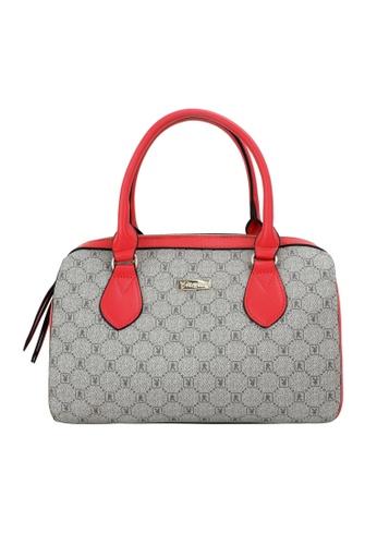 PLAYBOY BUNNY red Ladies Handbag E7B65AC3F3B34BGS_1