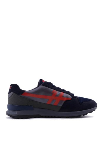Sogno black Shoes Male Speed Racer Blue - H 5091 F39AFSHC0A81D1GS_1