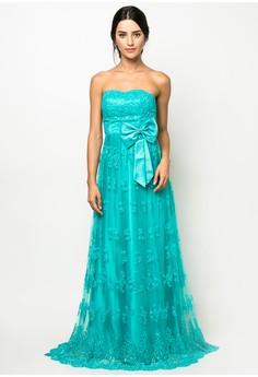 Cesarina Long Dress