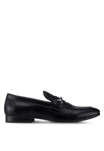 Call It Spring black Oak Loafers 90F10SH0B181CDGS_1