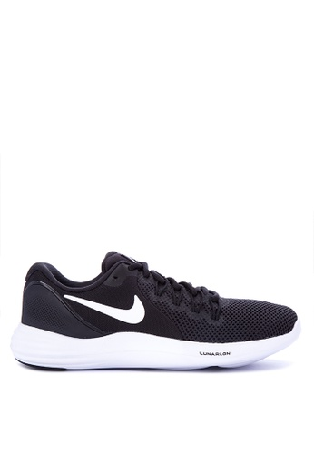 Nike black Women's Nike Lunar Apparent Running Shoes NI126SH0KPVMPH_1