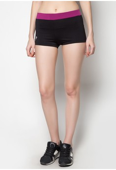 Meisou Yoga Shorts with Garter