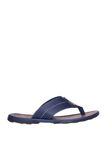 Charlie navy Charlie Vabello Sandal 7F81ESH77A1DC8GS_1