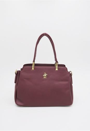 Buy Beverly Hills Polo Club Beverly Tote Handbag Online   ZALORA ... b4cb9ac243