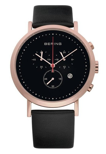 Bering gold Classic 10540-462 Black 40 mm Men's Watch DEF81ACFB51091GS_1