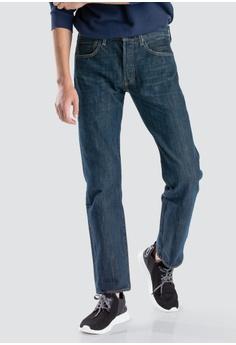 39a9d6f6cc5 Levi's blue Levi's 501® Original Fit Jeans 80C98AACA32DB3GS_1