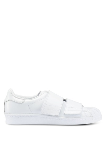 sale retailer 3ebe3 898d0 adidas white adidas originals superstar 80s cf w sneakers 9C54ASH28B6284GS 1