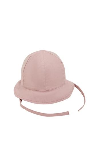 NAME IT pink Hafypsi Uv Hat 7D476KC3BA655DGS_1