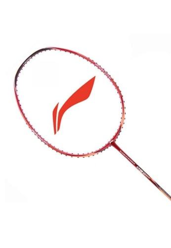 Li-Ning red LI-NING TURBO CHARGING 08D BADMINTON RACQUET - RED 9A5D2SE9F20511GS_1