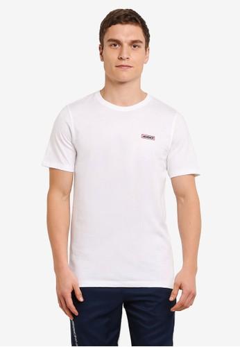 2GO white Half Sleeve Round Neck T-Shirt 2G138AA0V5RHID_1