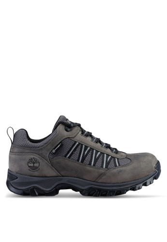 3736db71e5dea Timberland grey Mt. Maddsen Lite Low Waterproof Hiking Boots  B290BSHC8D3EF4GS_1