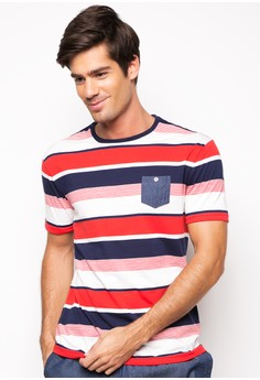 Mikeny Striped Tee