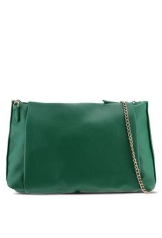 54764fd4fb Dorothy Perkins green Green Pouch Zip Top Clutch 3A5B3AC1D560DDGS_1