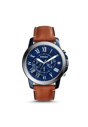 Fosszalora 內衣il GRANT紳士型男錶 FS5151, 錶類, 紳士錶