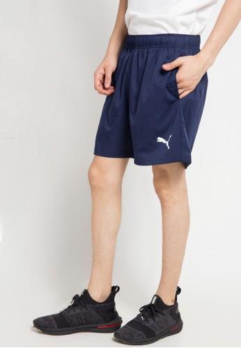 32e320e6 PUMA navy Sportstyle Core Active Woven Shorts 5 Inch 44989AABEEEA6CGS_1