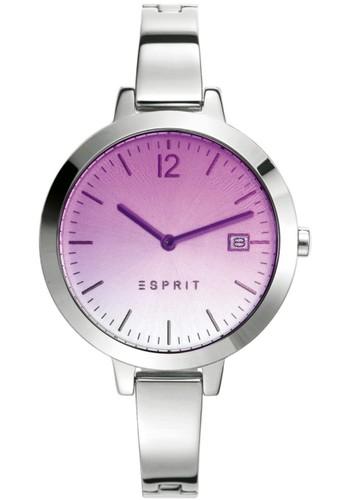 Jam tangan Esprit Cewek - Putih Pink - Stainless Steel - ES107242008 cc80f1b938