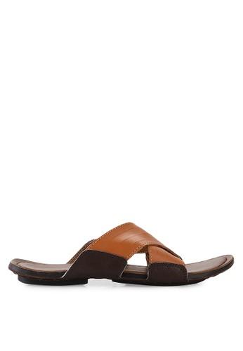 MARC & STUART Shoes brown Helios 3 MA456SH49GLIID_1
