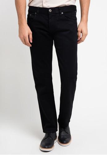EDWIN black Celana Jeans Panjang ED179AA0VD5UID_1