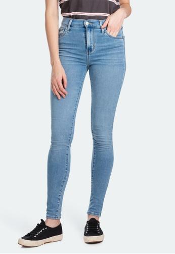 Levi's blue Levi's 720 High Rise Super Skinny Jeans 52797-0010 414FCAA216D231GS_1