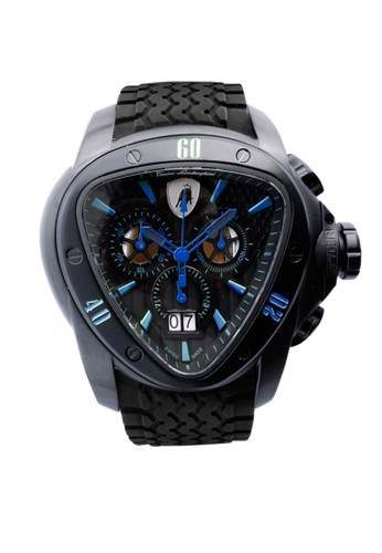 Tonino Lamborghini black Tonino Lamborghini Spyder Men's Watches TL1202 TO574AC0VB44ID_1