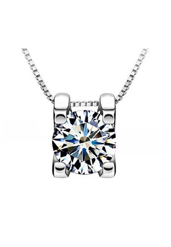 Elfi silver Elfi Genuine 925 Sterling Silver Necklace Pendant SP71 EL186AC51OAUMY_1